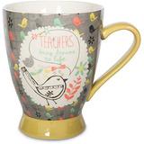 Pavilion Gift Company 74039 Taza De Ceramica Para Maestros 1