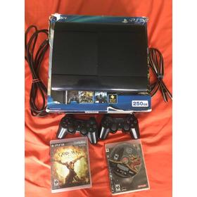Playstation 3 Super Slim 250gb Nuevo