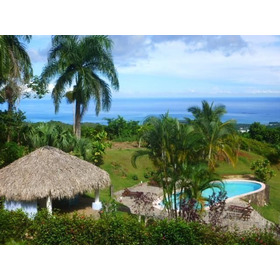 Villa Con Vista Al Mar En Las Terrenas