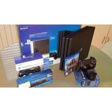 Playstation 4 Nuevo 2 Controles Y 3 Juegos Garantia 12 Meses
