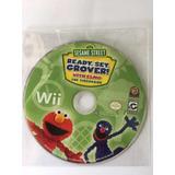 Sesame Street Nintendo Wii