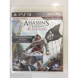 Assassin Creed Iv Black Flag Ps3