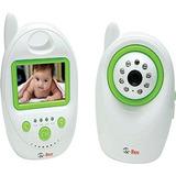 Camara De Vigilancia Inalambrica Para Bebe Qsee, Monitor Bab