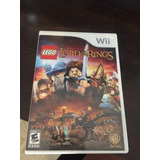 Lego Lord Of The Rings (juego De Wii)