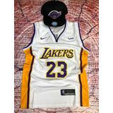 Chaqueta De Basketball Lakers 23.