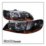 Pantalla Blackout Honda Accord 1998-1999-2000-2001