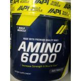 Amino 6000, 325 Pastilla $ 1,400