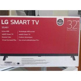 Televicion Smartv Pantalla Led 32 Pulgadas 2 Años Garantia