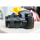 Camara Reflex Nikon D3200 Fullhd Salida Para Micrófono