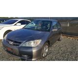 Honda Civic Ex Gris 2004