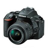 Camara Nikon D5500 Con Lente 18-55mm Vr Dslr Reflex Nueva