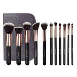 Cepillos De Maquillaje Sixplus Cosmetics Professional Essent