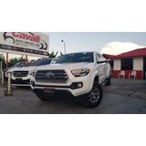 Toyota Tacoma Sr5 4x4 Blanca 2016