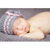 Gorros Y Zapatos Para Bebes En Crochet