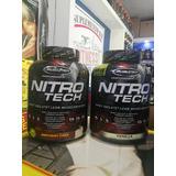 Nitro Tech 4libras Por Solo $3000