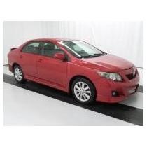 Toyota Corolla Tipo S 2010 Recien Importado Excelente Nuevo