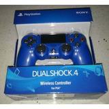 Control De Ps4 Dualshock 4 Nuevo Original Playstation