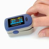 Oxímetro / Saturometro / Medidor Pulso Y Frecuencia Cardiaca