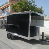 Food Truck Trailer Foodtruck