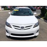 Toyota Corolla Ful Recibo Vehículos