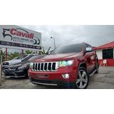 Jeep Grand Cherokee Laredo Rojo 2011