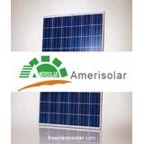 Panel Solar Amerisolar 330w