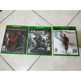 Cabio O Vendo Juegos De Xbox One