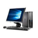 Combo Cpu Hp 8100 I5 8gb/160gb Monitor 19 Moderno