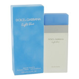Perfume Light Blue Damas By Dolce & Gabbana. Entrega Inmedia