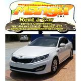 Rent Car, Mangu, Alquiler, Yipetas, Santiago,  Rep. Dom.