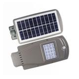 Lamparas Led Con Panel Solar Y Sensor De Movimiento