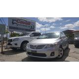 Toyota Corolla Le Gris 2013
