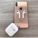 iPhone Xs Max Dorado 256gb 6 Meses De Garantía