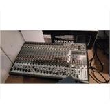 Consola Mixer Berhinger Eurodesk Sx24