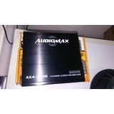 Planta De 4 Canal Audimax De 3600w