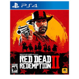 Red Dead Redemption 2 Juego Para Playstation 4 Ps4