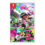 Splatoon 2 Juego Para Nintendo Switch