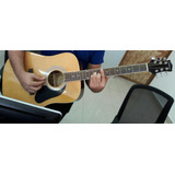 Guitarra Acústica Silverstone