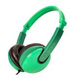 Snug Plug N Play Auriculares Para Niños Para Niños Estilo Dj