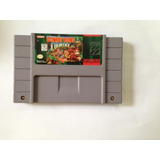 Donkey Kong Country Super Nintendo Snes