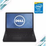 Laptop Dell Inspiron /dual Core/ 4gb / 500 Gb/ Nueva