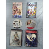 Kingdom Hearts 1 Y 2