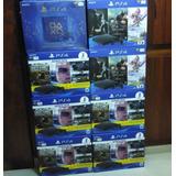 Playstation Ps4 Slim 1tb 2 Controles Mas 1 Video Juego