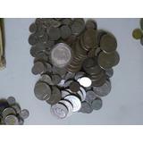 Monedas Y Villetes Antiguos De Diferentes Paices