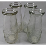 Dairy Milk Glass By Heritage Company Desde 1810 75 Oz Set De