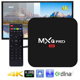 Convierte Tu Tv En Smart Tv Android 7 Tv Box 4k Wifi Quadcor