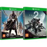 Destiny 1 Y 2 Xbox One