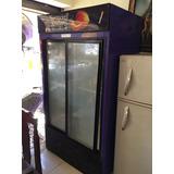 Freezer Exhibidor De 1 Y 2 Puertas American Y Farco
