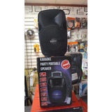 Bocina Binko Portable De Karaoke 8 Pulgadas. Especial. Rd$35