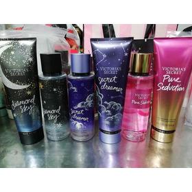 Victorias Secret Splash Y Cremas